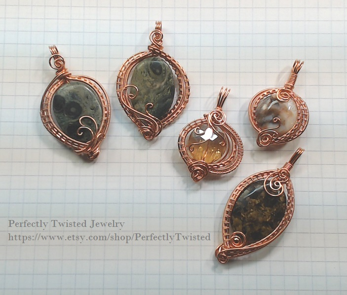 Awesome Wire Jewelry Pattern - Electric Circuit Diagrams ...