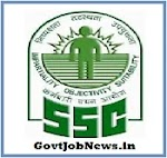 Staff Selection Commission (SSC) Jobs Recruitment 2020