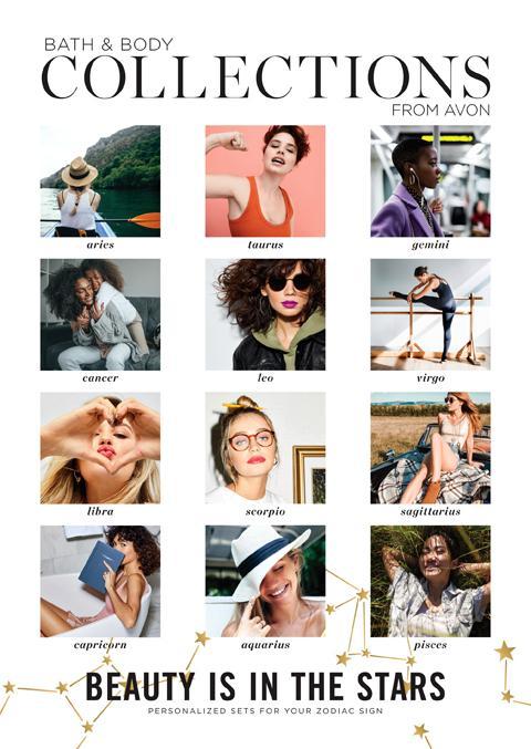 Bath & Body Collection Avon Campaign 18 - 21 2021