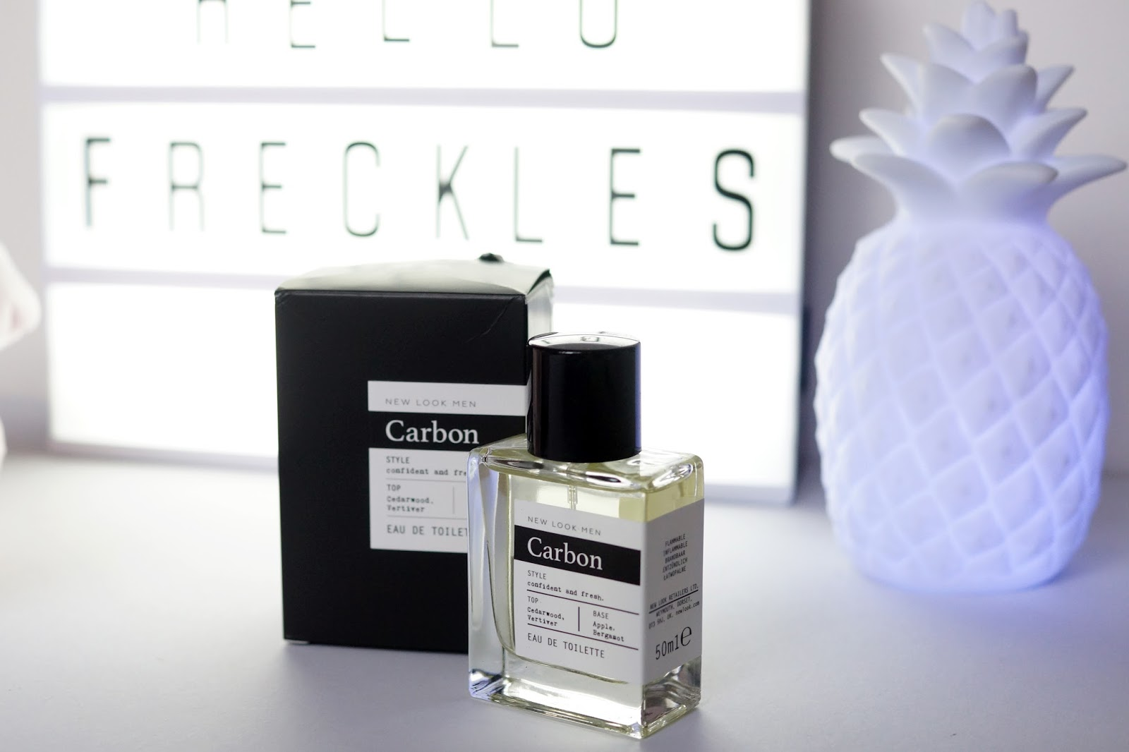 Hello Freckles Christmas Gifts with New Look Festive Mens Fragrance