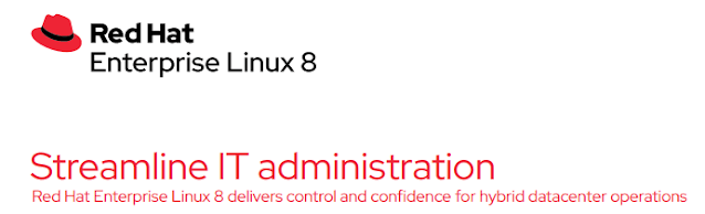 redhat enterprise linux 8