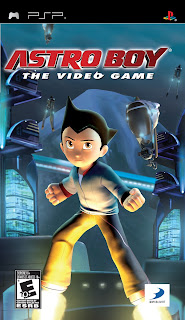 Astro Boy: The Video Game PSP GAME