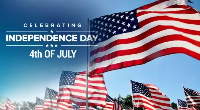 Independence Day of United State, National Day, Holiday, Flag