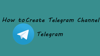How to create the Telegram channels
