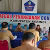 Pimpin Briefing Rutin Covid-19, Bupati Adirozal Ajak Masyarakat Selalu Terapkan Prokes
