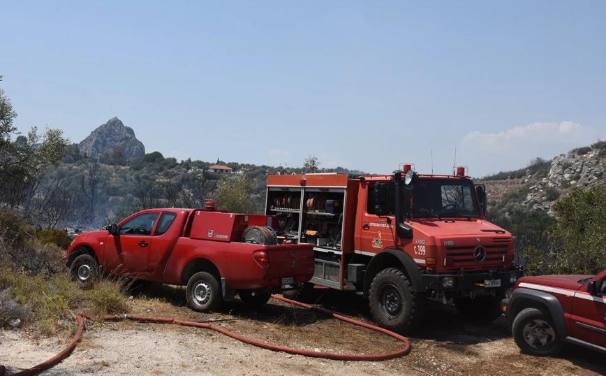Κίνδυνος πυρκαγιάς: «Καμπανάκι» για Έβρο, Καβάλα και Θάσο