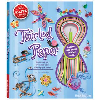 Klutz Twirled Paper Book