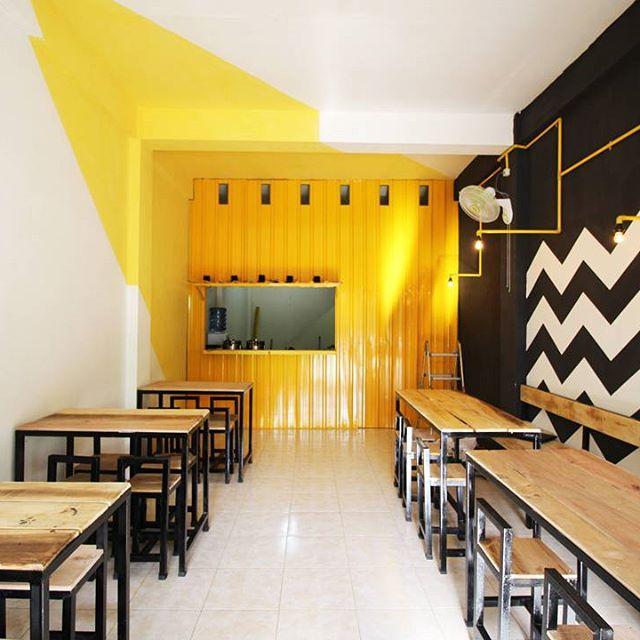 Ide 17+ Desain Cafe Ayam Geprek Paling Unik