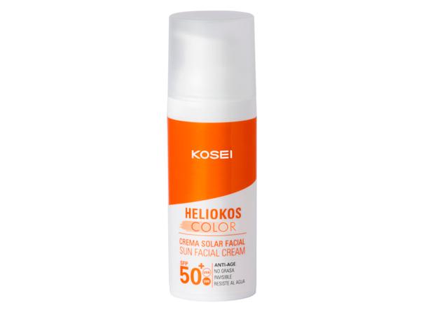 Heliokos Color SPF 50 de Kosei