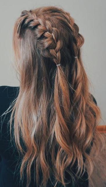 Ter ideias de penteados para fazer no dia a dia é bem importante, você pode fazer penteados em alguns minutos e ficar linda para qualquer ocasião. Os penteados são simples e fáceis de fazer, além de poder fazer sozinha e bem rápido. Você vai ter ideias para usar aonde quiser e quando quiser. São 10 penteados para cabelos longos para você ficar ainda mais linda.