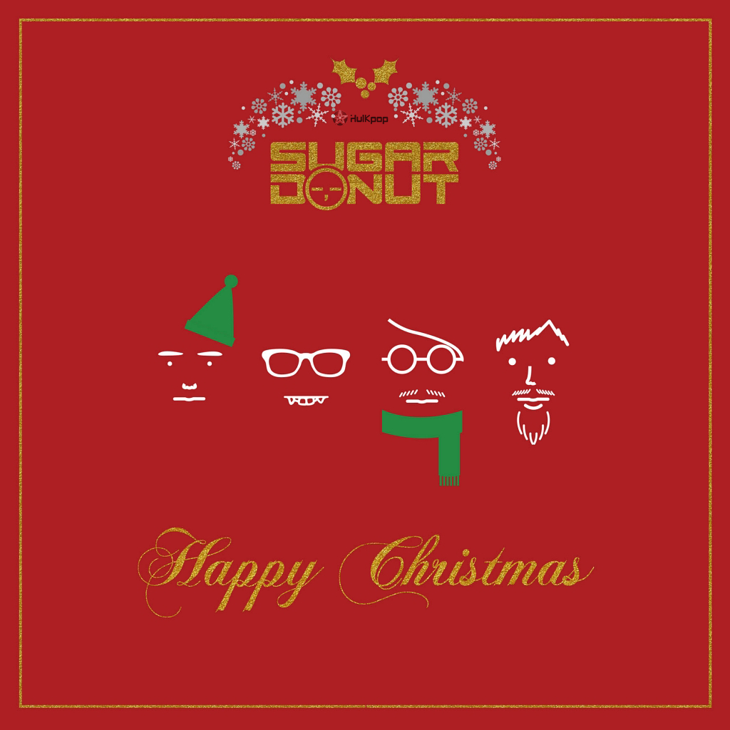 [Single] SUGAR DONUT – Happy Christmas