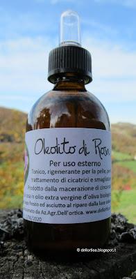 Oleoliti confetture gelatine salamoia tarassaco sale aromatico erbe secche tisane ortica cinorrodi ghirlande sassi decorati lavanda