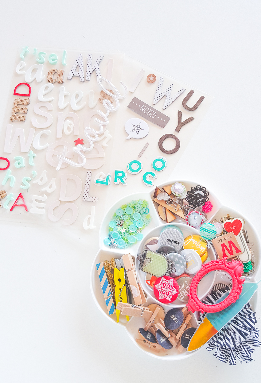 Scrapbooking Layout Recycling (+ Video) | Janna Werner