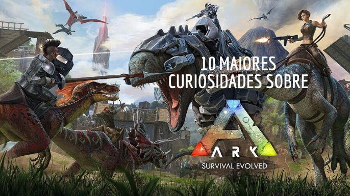 10 Maiores Curiosidades Sobre Ark Survival Evolved - (2020)
