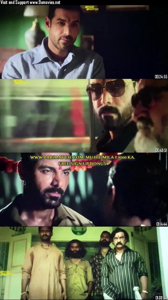Mumbai Saga 2021 Hindi 720p pDVDRip 999mb