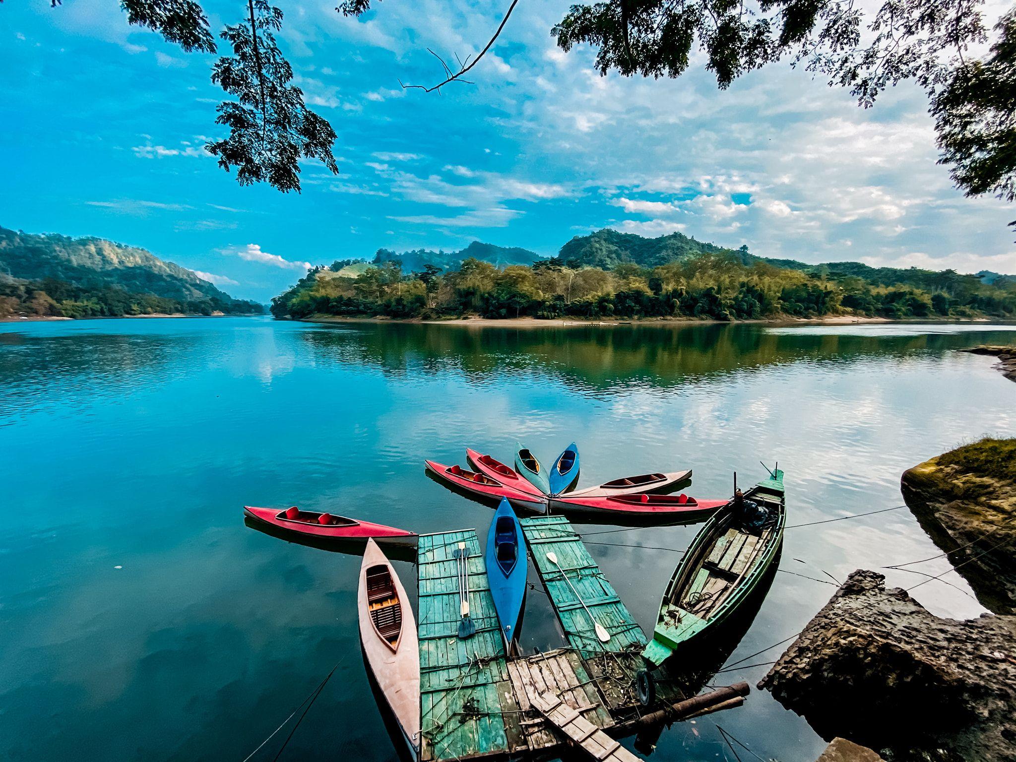 Best tourist places Kaptai Lake