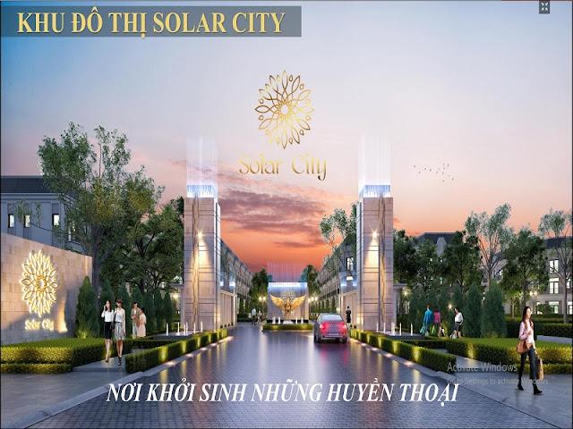 The Sol City – dự án hiếm hoi tích hợp tiện tích đa dạng hướng theo tiêu chuẩn quốc tế.