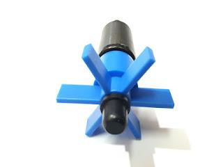Kipas Rotor Impeller Atman AT-3338 AT3338 AT-3337 AT3337 CF1000 CF1200 EF-3 EF-4 Shaft Rotor Original