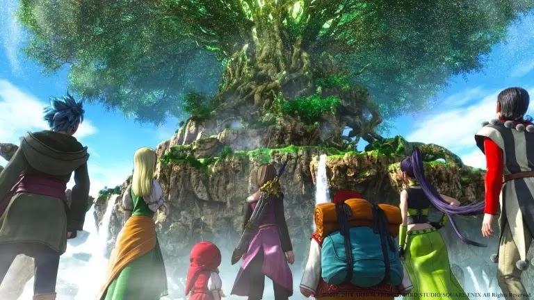 Game Dragon Quest Mobile Akan Segera Hadir