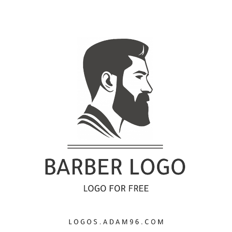 Download barber Shop logo PNG - Free Vector