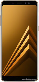 Hard Reset Samsung Galaxy A8 Plus (2018) to Factory Settings