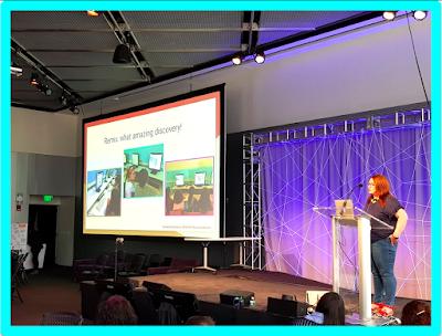 Ins. Ierardi Rosalinda Scratch Conference 2018 MIT