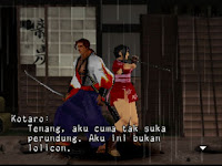 Soul of the Samurai Kotaro dan Rin