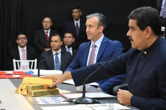 Venezuela exporta a Turquía el oro del Arco Minero