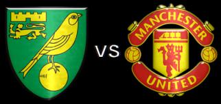 Prediksi Skor Norwich City Vs Manchester United 7 Mei 2016 Liga Inggris