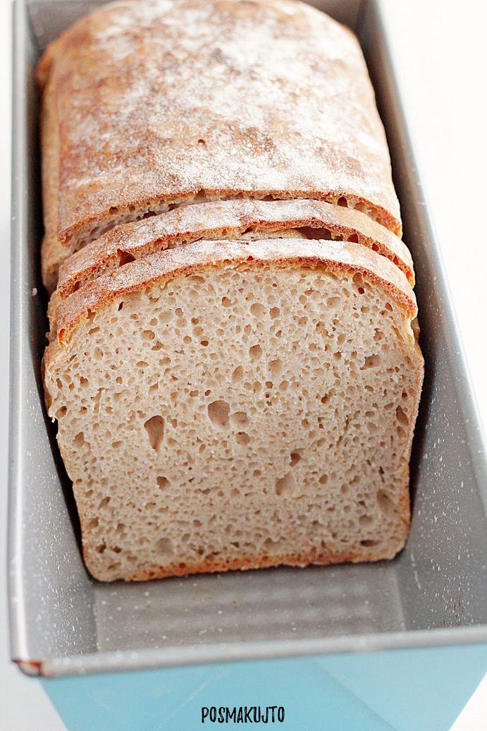 Chleb orkiszowy jasny na zakwasie