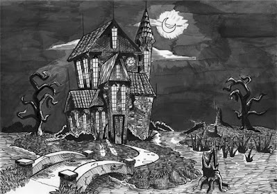 The Gothic Novel or Gothic Romance emphasize mystery and horror