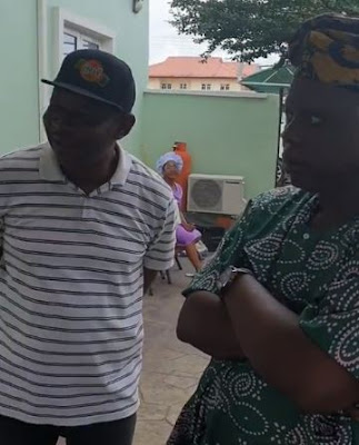 """""""Am Older With 23 days"""" - Taiwo Hassan Argues Seniority With Dele Odule (VIDEO)"""