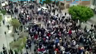 مظاهرات الان في مصر