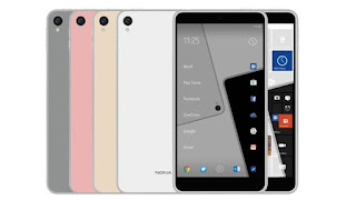Nokia-Android-1 It's official: Nokia makes Android phones again by HMD Technology