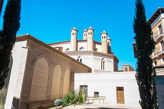 Iglesia de San Pedro. Visitando Teruel, del mudejar al modernismo