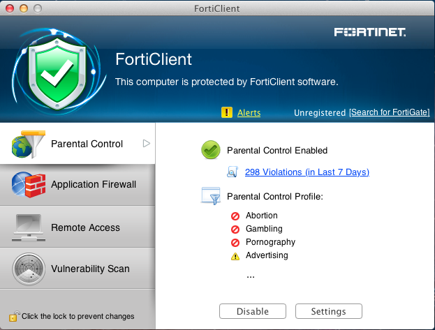Fortinet antivirus Free Download