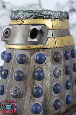 Custom Destroyed Dalek 01