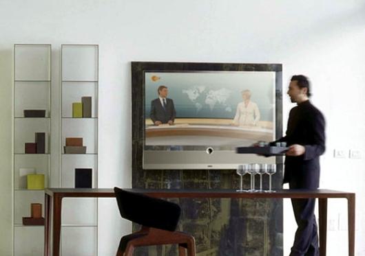 هاي تك تلفزيون شفاف