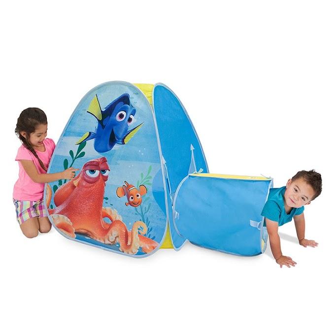 Tổng hợp các mẫu lều vui chơi trẻ em hết sức dễ thương