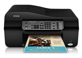 Epson WorkForce 323 Drivers & Software Download free