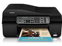 Epson WorkForce 323 Wireless Printer Setup