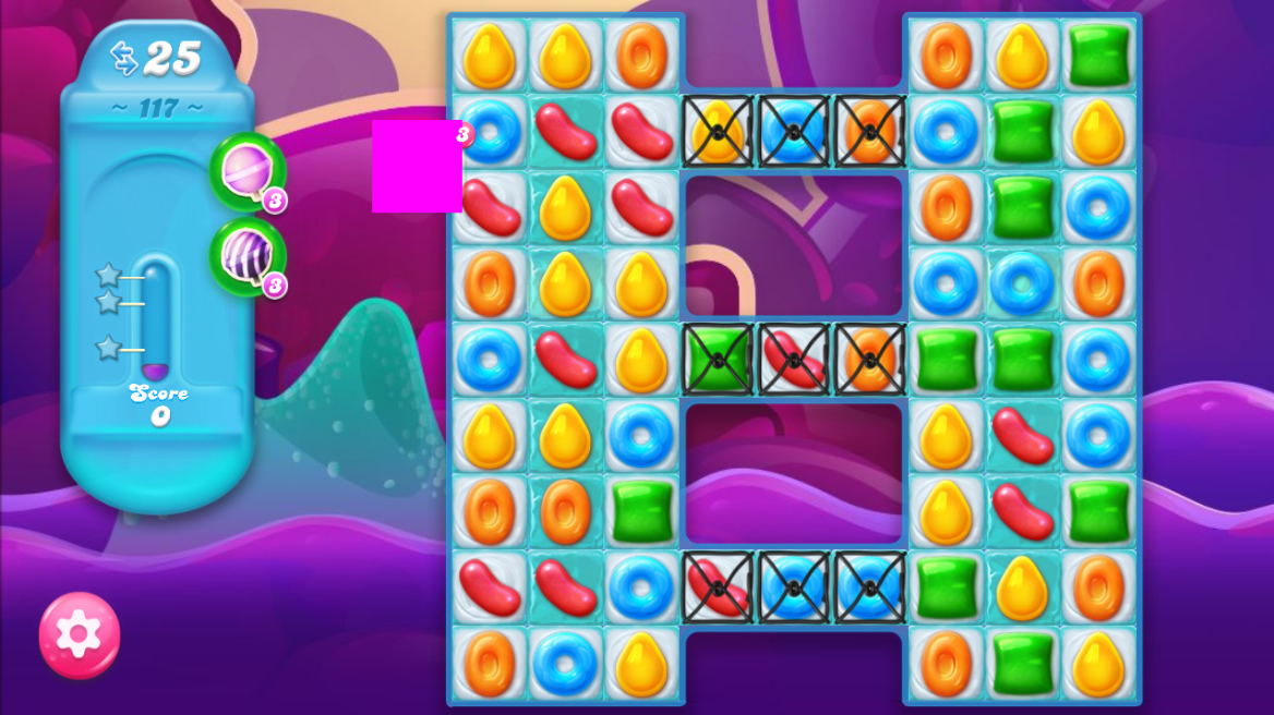 Candy Crush Jelly Saga 117