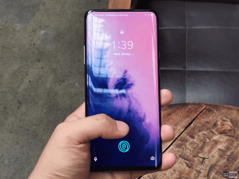 OnePlus 7's 90Hz AMOLED screen