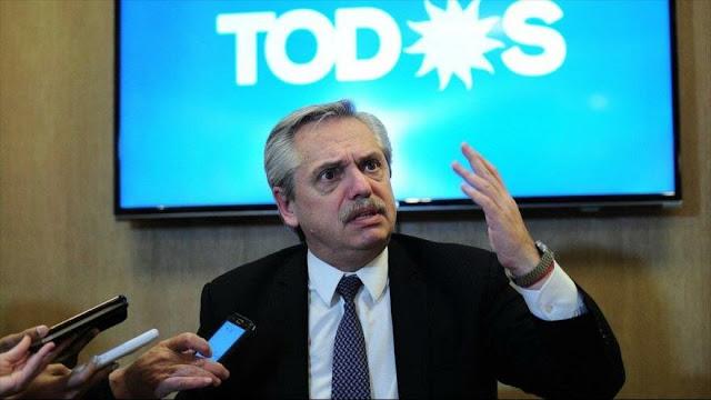 Fernández: Gobierno de Macri fue una 'estafa' para toda Argentina