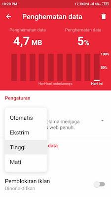 Cara Membuka Situs Yang Di Blokir Dengan Opera Mini Di Android Tidak Perlu VPN