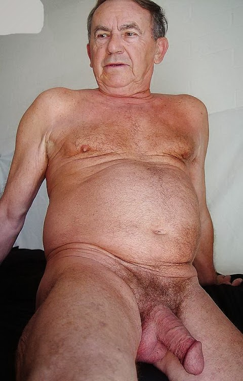 Naked Old Grandpa - Hot 12 Pics | Beautiful, Sexiest