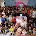 Secretaria de Assistência Social realizou mais uma atividade da Semana do Bebê