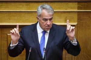 Αποκάλυψε ο Βορίδης στην ΚΕΔΕ το νέο εκλογικό νόμο . Τι αλλάζει
