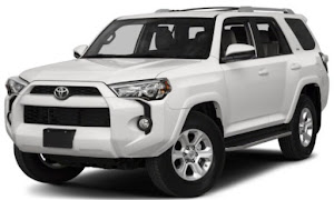 Toyota 4Runner 2020 - View Specs, Prices, Photos & More