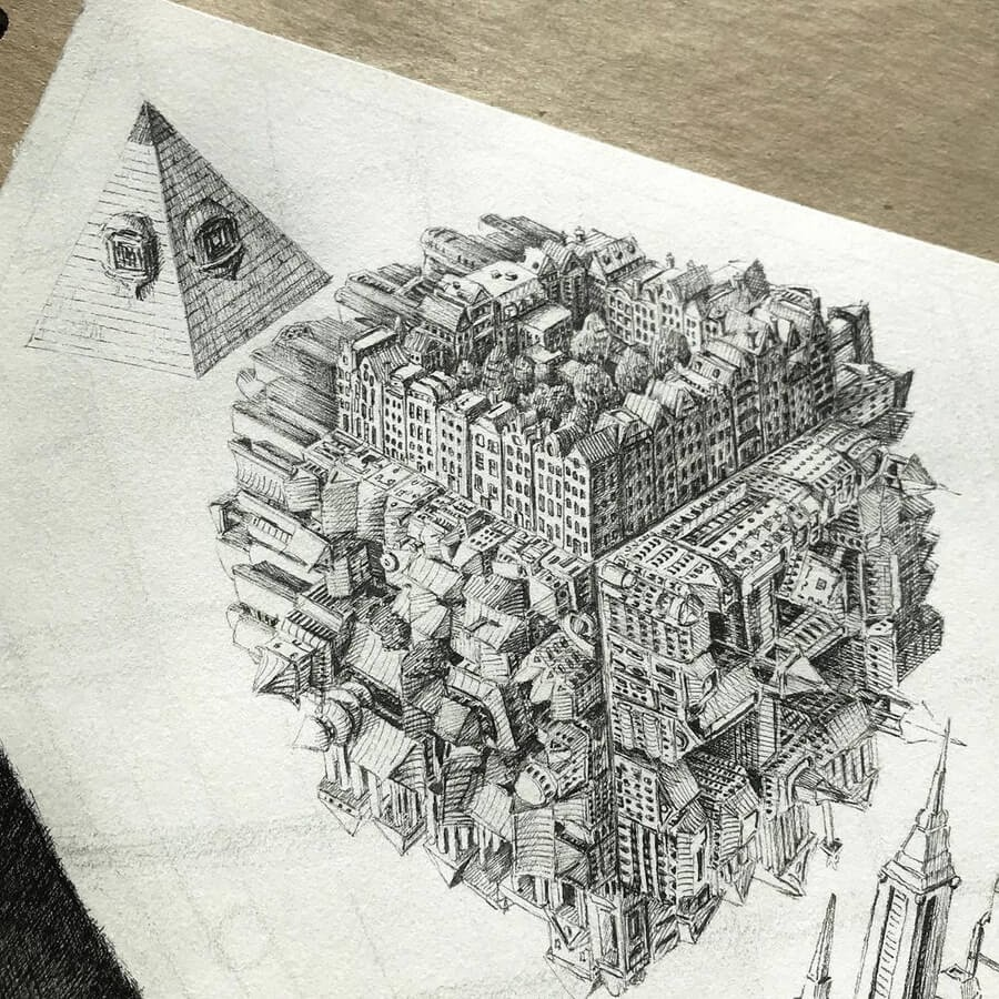 03-Pyramid-and-a-cube-city-Tim-Stokes-www-designstack-co